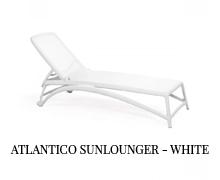 Atlantico Sunlounger