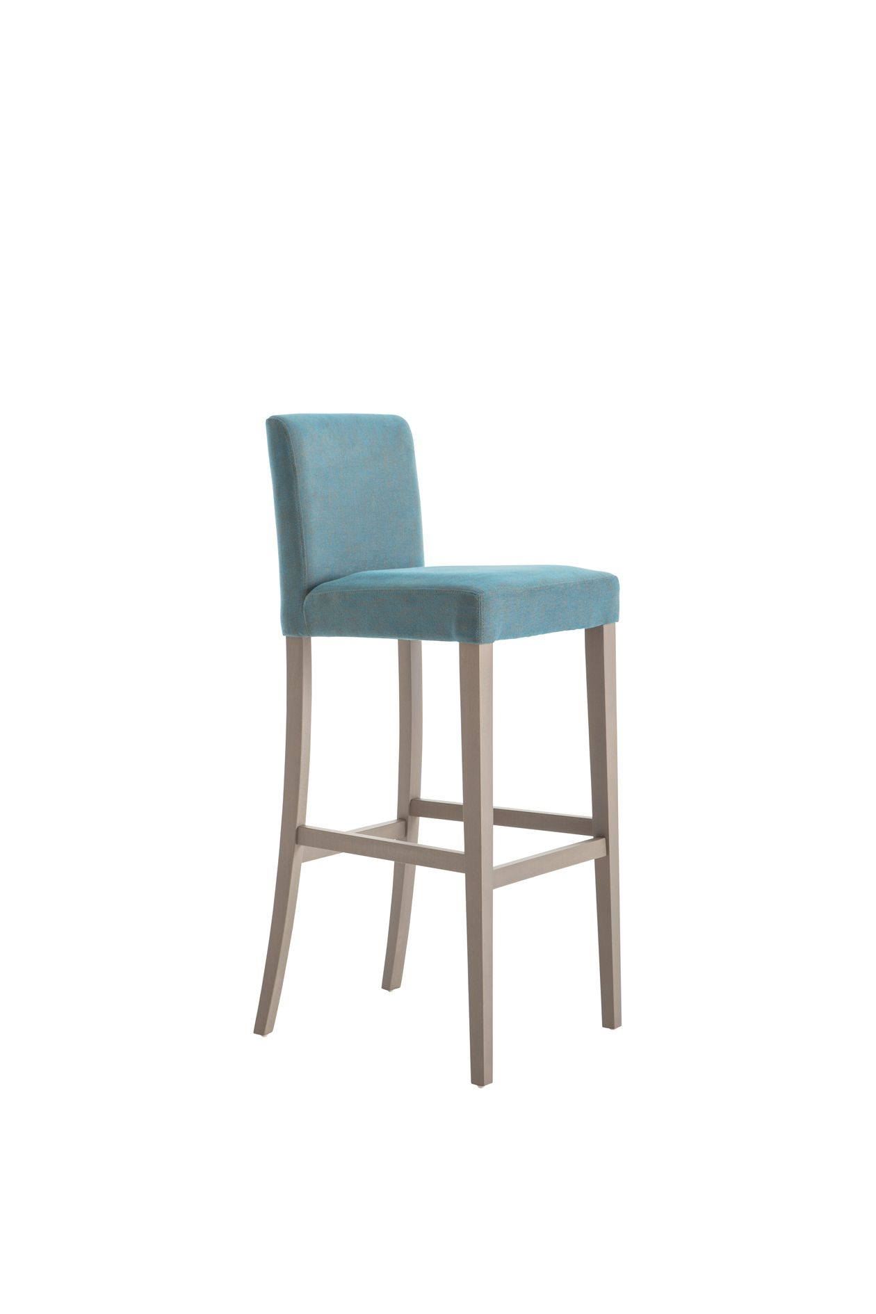Lady Bar Stool 470gi Upholstered Stax Chairs