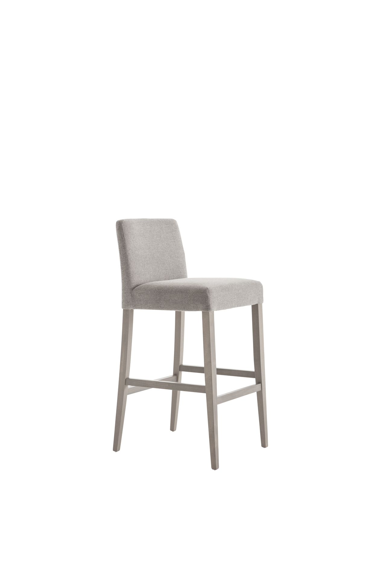 Miss 49si Upholstered Bar Stool Stax Chairs